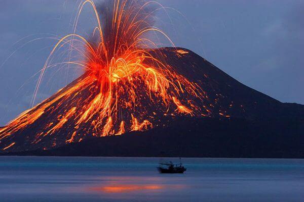 Los cinco volcanes mas peligrosos de La Tierra