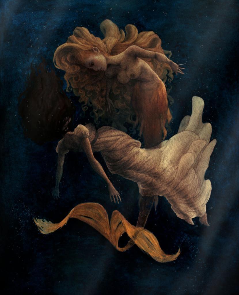 Sirenas Marinas