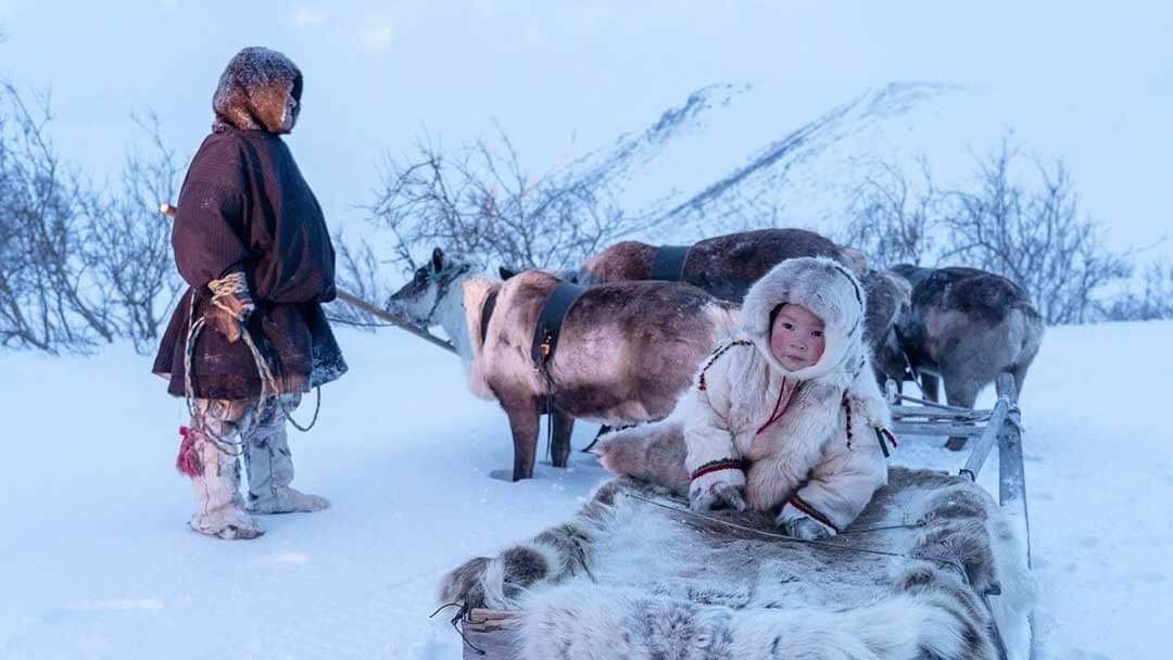 gentes de yamal