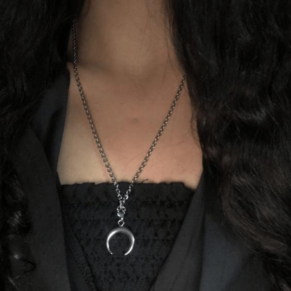 Luna invertida significado
