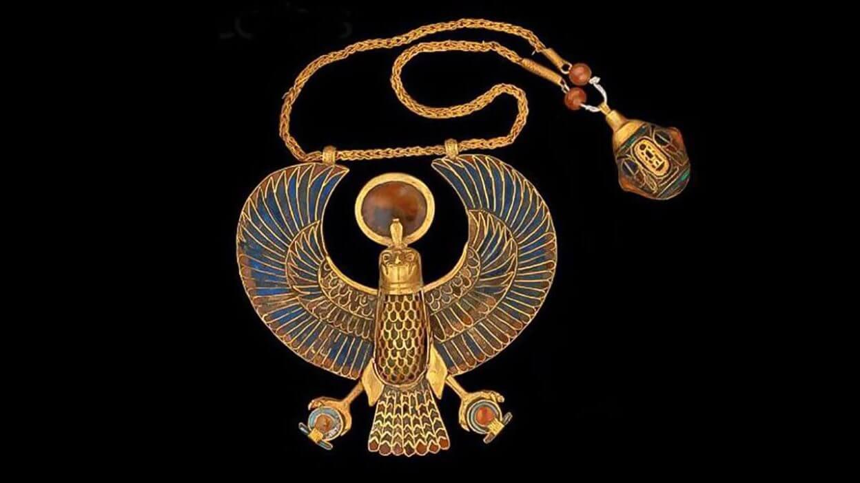 Menat - Lunula egipcia
