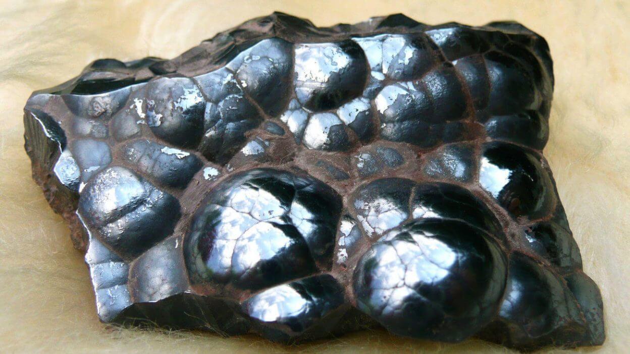 Hematita globular