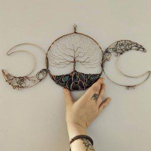 triple luna significado