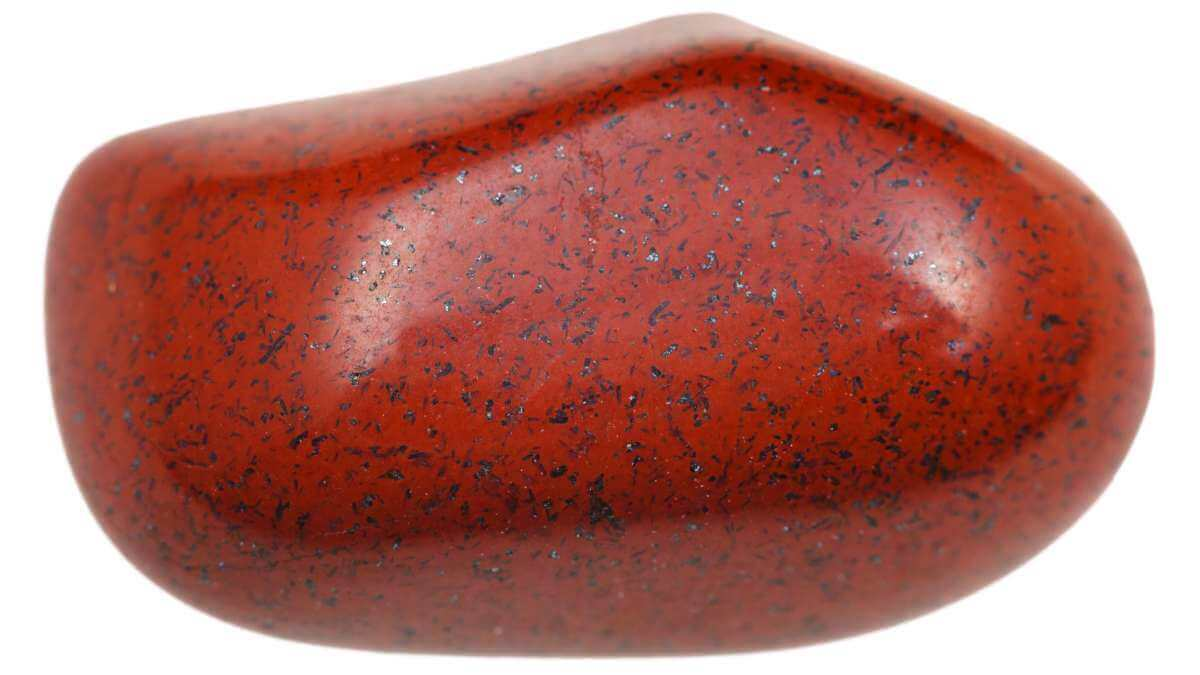Piedra Jaspe rojo